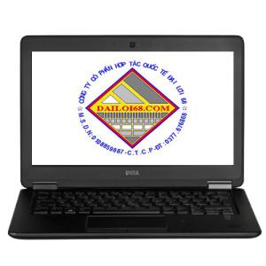 Laptop Dell E7250 core i7/ RAM 8G/ SSD 256G/ HD