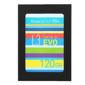 Ổ cứng SSD 120G Team L3 EVO Sata III 6Gb/s TLC Chính Hãng