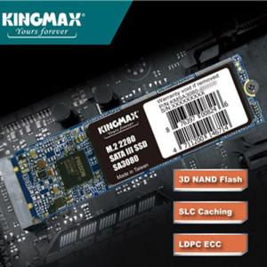 Ổ cứng SSD 256G Kingmax SA3080 M.2 Sata III 6Gb/s (KMSA3080-256GB)